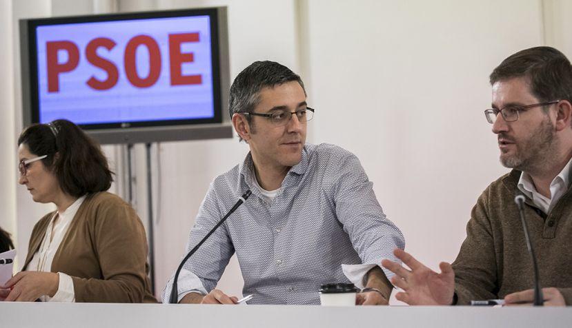 """Madina: """"El proyecto político que elabora el PSOE será positivo, compartido y de futuro"""""""