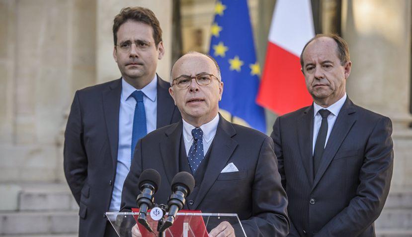 """Cazeneuve acusa a Marine Le Pen de """"instrumentalizar"""" el atentado de París"""