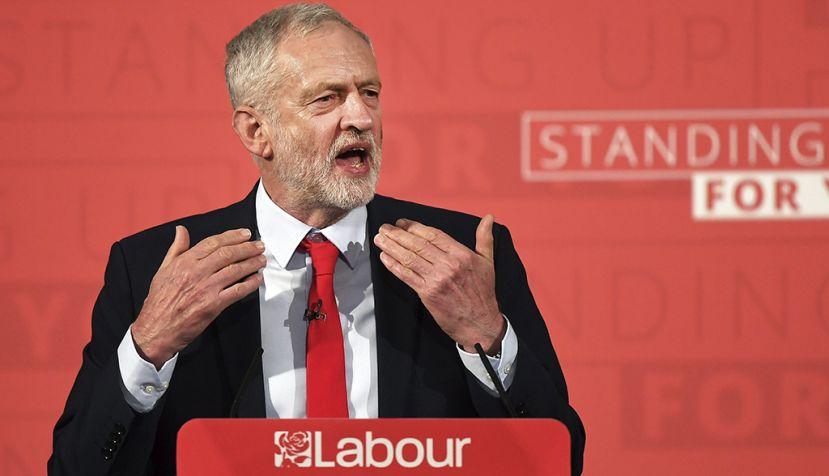 Los sondeos otorgan a May una amplia diferencia con el Laborismo
